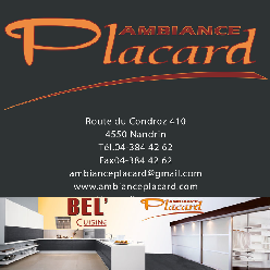 Ambiance Placard & Bel'Cuisine
