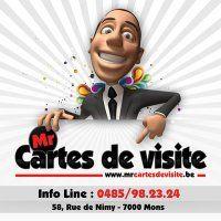 Mr Cartes De Visite
