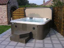 Busilook espace sauna jacuzzi spa hamman vente de sauna jacuzzi spa hamma - Spa jacuzzi belgique ...